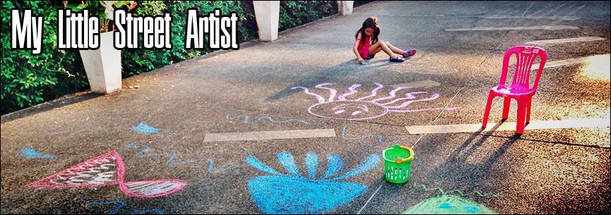 My Little Street Artist